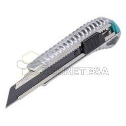 CUTTER METALICO PROFESIONAL 18mm 4306000