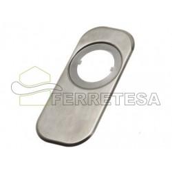 EMBELLECEDOR 10 165X74 ACERO INOX 18/8